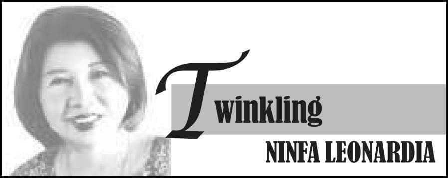 Twinkling with Ninfa R. Leonardia
